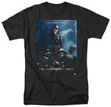 Dark Knight Rises - Catwoman Poster T-shirts
