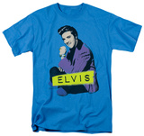 Elvis Presley - Sitting T-shirts