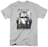House - The Cast T-shirts
