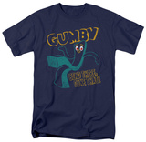 Gumby - Bend There T-shirts