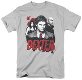 Dexter - Bloody Trio T-shirts
