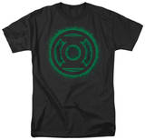 Green Lantern - Green Flame Logo T-shirts