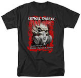Lethal Threat - Paint Shop T-shirts