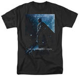 Dark Knight Rises - Batman Poster T-shirts