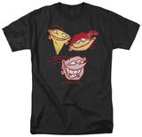 Ed, Edd n Eddy - Three Heads T-Shirt