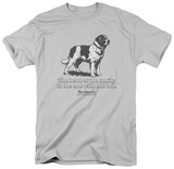 Beethoven - Head Tail T-shirts