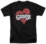 Grease - Heart T-shirts