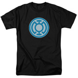 Green Lantern - Blue Symbol Shirts