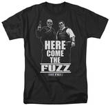Hot Fuzz - Here Come The Fuzz T-shirts