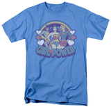 DC Comics - Retro Girl Power Shirt