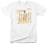 Elvis Presley - 50 Million Fans T-shirts