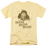 Grease - Brusha Brusha Brusha T-shirts