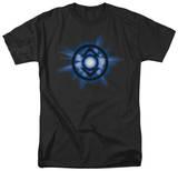 Green Lantern - Indigo Glow T-shirts