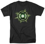 Green Lantern - Green Glow T-shirts
