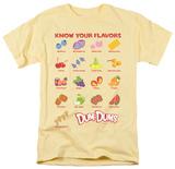 Dum Dums - Flavors T-shirts