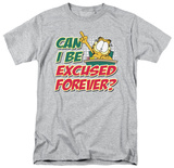 Garfield - Excused Forever T-Shirt