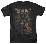 Justice League - No.1 Cover Shirts
