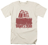 Dawn Of The Dead - No More Room T-shirts