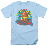 DC Comics - Red Tornado Stars T-Shirt