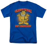Garfield - Minions Shirt