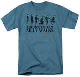 Monty Python - Silly Walk T-shirts