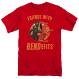Gumby - Bendefits T-Shirt