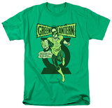 Green Lantern - Retro Oath Shirts