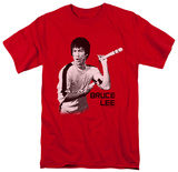 Bruce Lee - Nunchucks T-Shirt