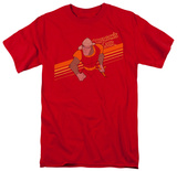 Dragon's Lair - Dirk Stripes T-shirts
