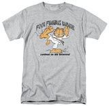 Garfield - Foot Fungus Karate T-Shirt