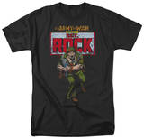 DC Comics - Sgt Rock T-shirts