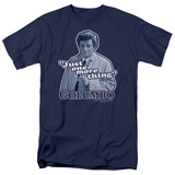 Columbo - Just One More Thing T-shirts