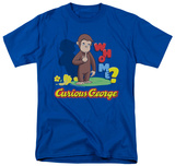 Curious George - Who Me T-Shirt