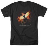 Dark Knight Rises - Fire Will Rise T-shirts