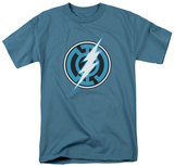 Green Lantern - Blue Lantern Flash T-shirts