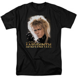 Labyrinth - Jareth T-Shirt