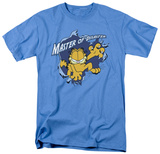 Garfield - Master Of Disaster T-Shirt