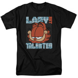 Garfield - Lazy But Talented T-Shirt