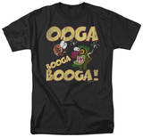 Courage The Cowardly Dog - Ooga Booga Booga T-Shirt