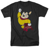 Mighty Mouse - Classic Hero T-shirts