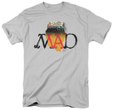 Mad Magazine - Torn Logo T-Shirt