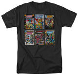 Justice League - JLA Covers Shirts