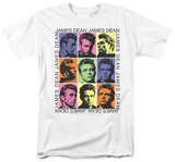 James Dean - James Color Block T-shirts