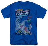 Justice League - No 28 T-Shirt