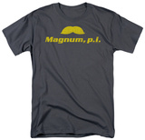 Magnum P.I. - The Stache T-shirts