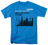 Miles Davis - Collector's Items T-shirts