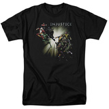 Injustice: Gods Among Us - Good Vs Evils T-Shirt