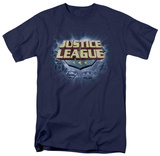 Justice League - Storm Logo T-shirts