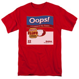 Saturday Night Live - Oops Shirts