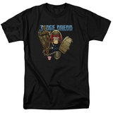 Judge Dredd - Smile Scumbag Shirt